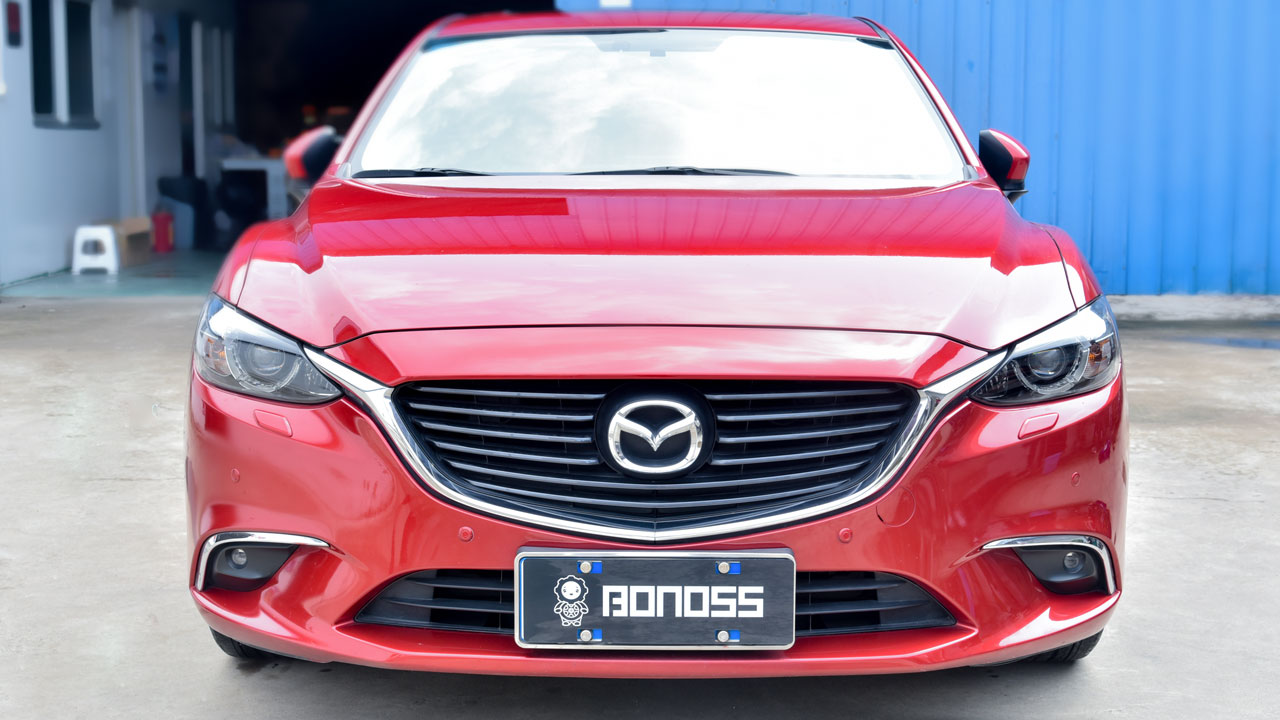 BONOSS Forged Active Cooling Wheel Spacers 20mm for Mazda 6
