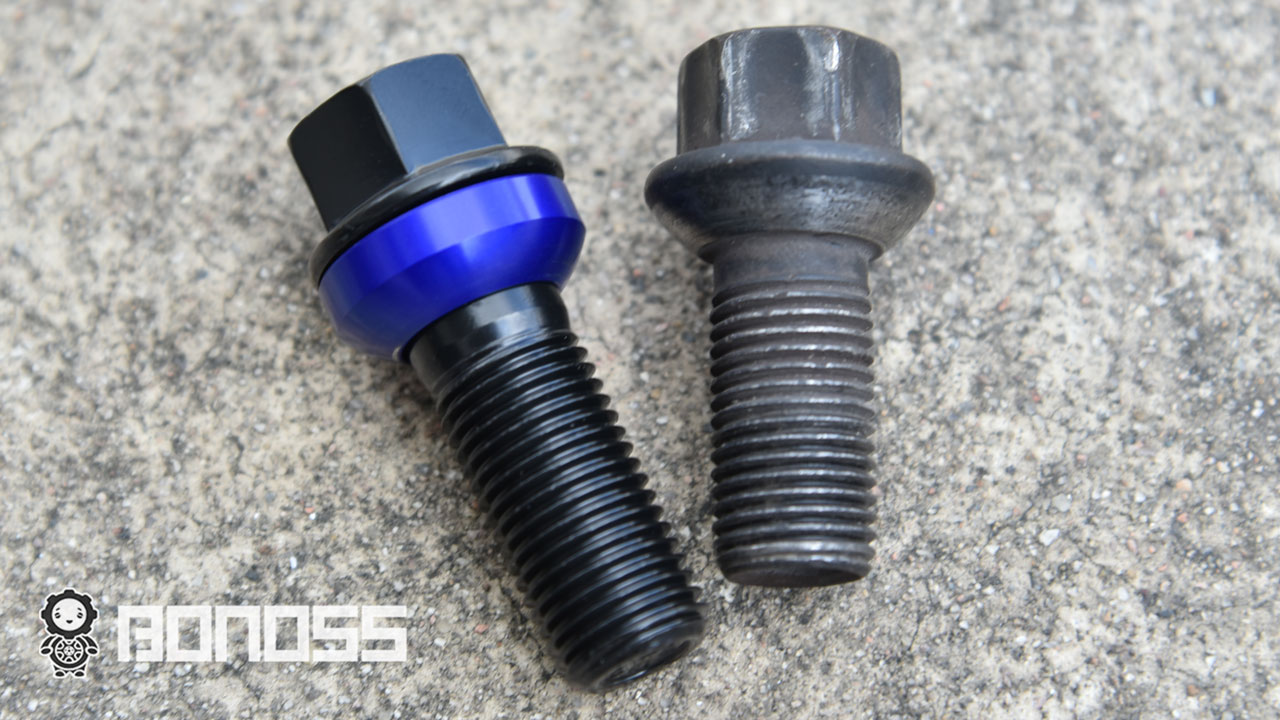 BONOSS-Forged-grade 12.9 extended wheel bolts