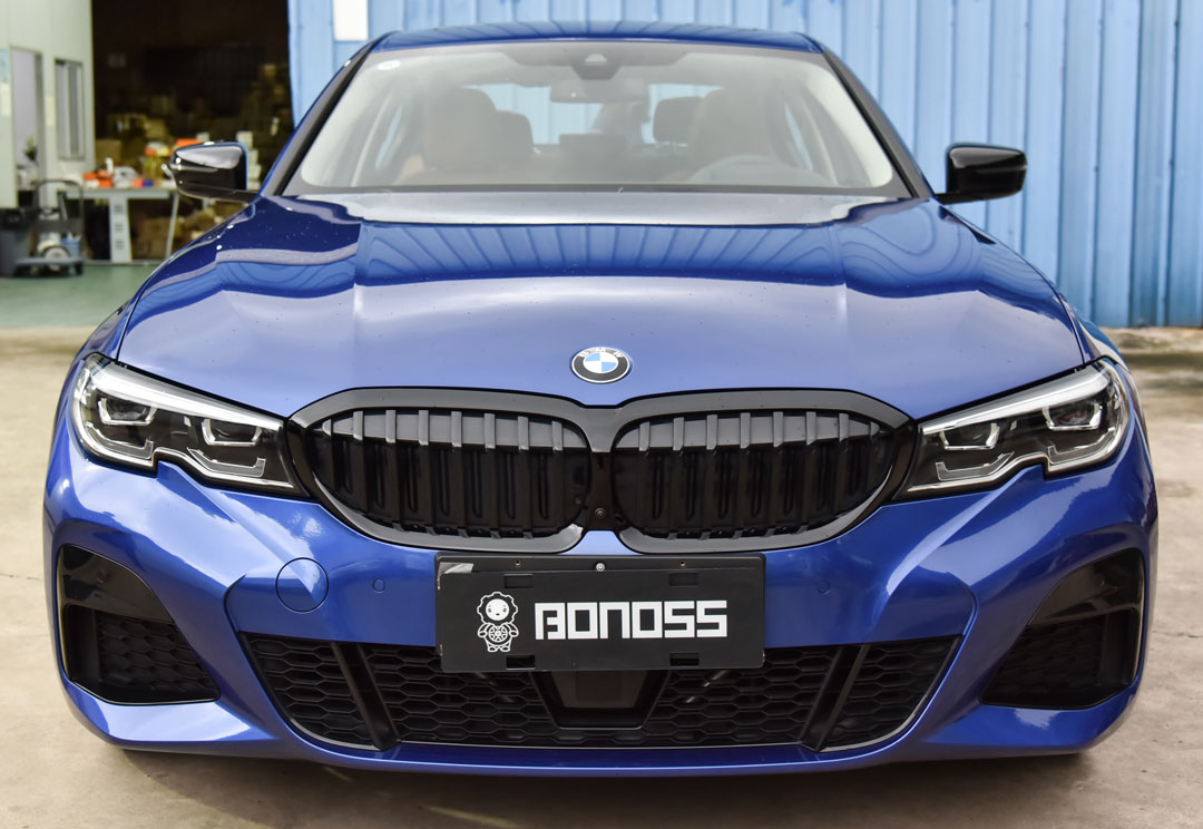 BONOSS forged lightweight plus wheel spacers for BMW 3series 330i G20 12mm