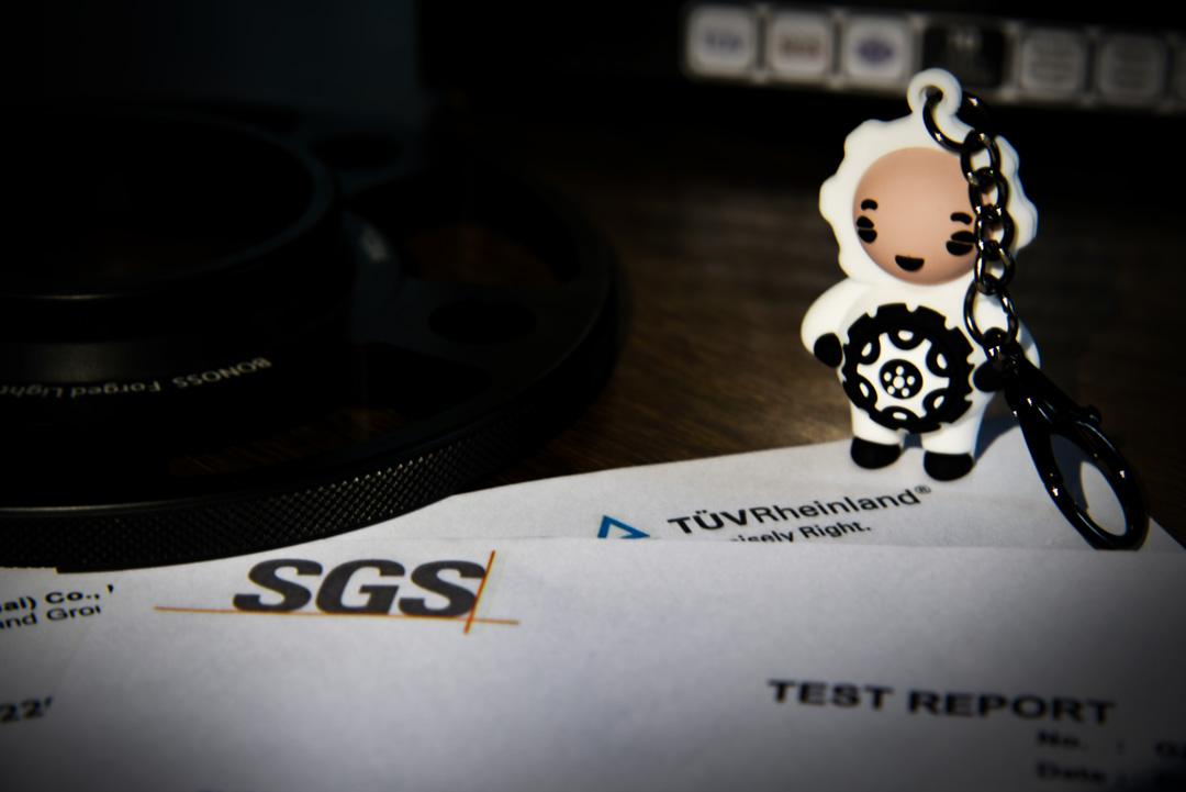 BONOSS SGS, TÜV Authoritative Certification Reports