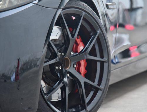 BONOSS Forged Titanium Exposed Wheel Stud Conversion for BMW 5 Series F10