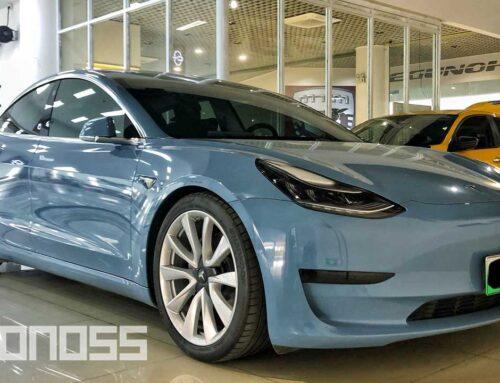 BONOSS Forged Active Cooling Wheel Spacers 15mm+20mm for Tesla Model 3