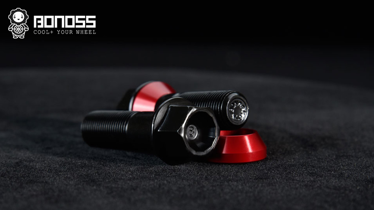 BONOSS Forged Grade12.9 Extended Wheel Bolts