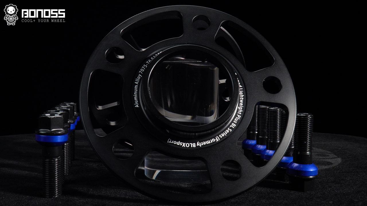BONOSS Forged Lightweight Plus Wheel Spacers for Porsche