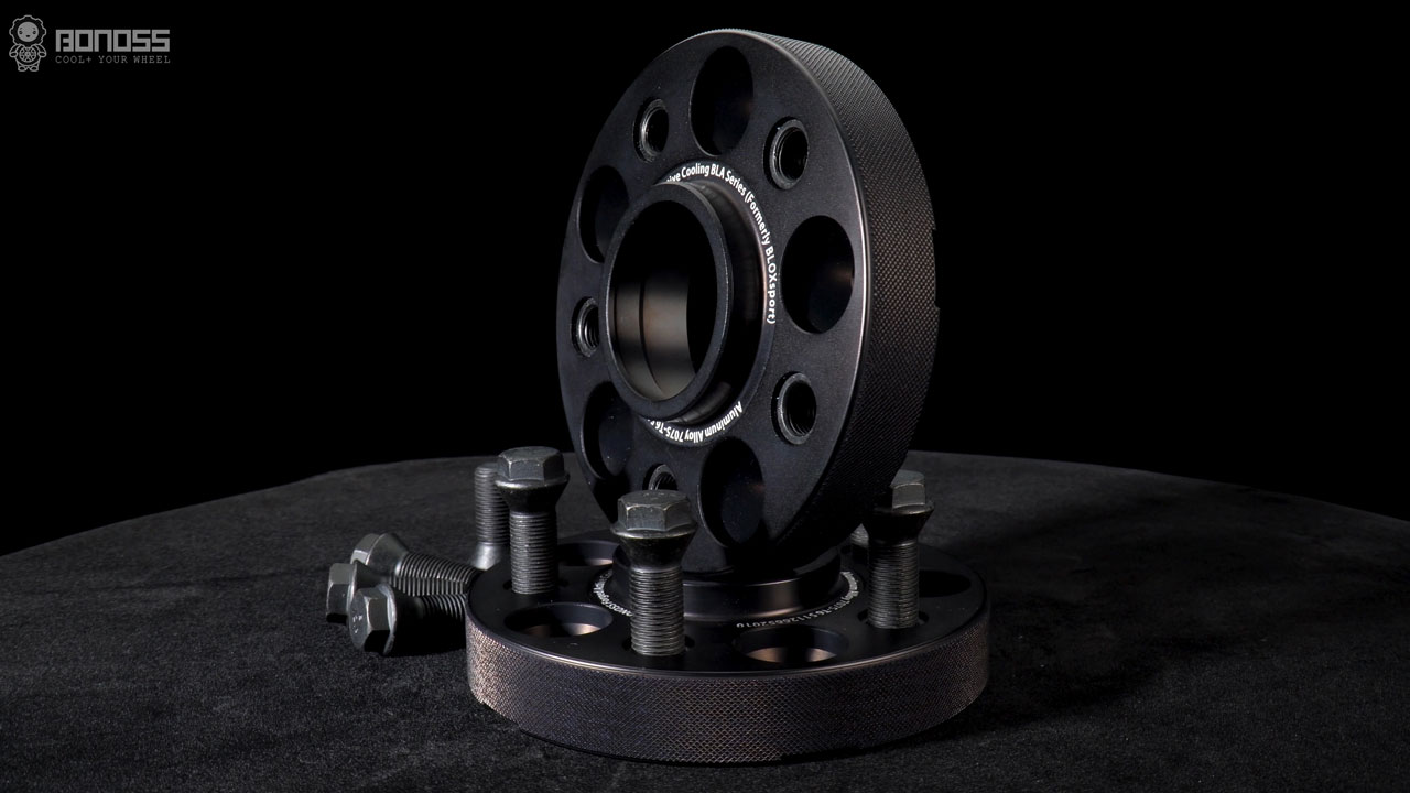 BONOSS Forged Active Cooling Wheel Spacers-4