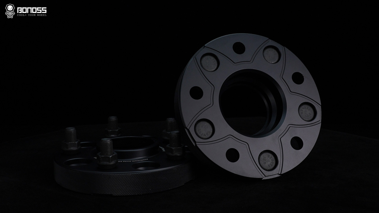 BONOSS Forged Active Cooling Wheel Spacers Adapters (1)