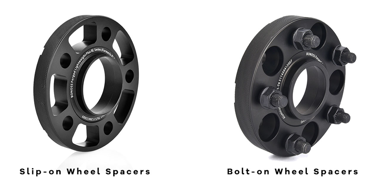 How to Choose Safe Wheel Spacers for Mercedes-Benz C-Class C300 W206-(2)