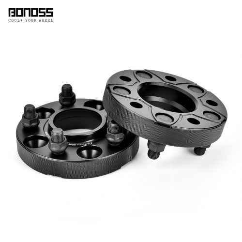 BONOSS Forged Active Cooling Hubcentric Wheel Spacers 5 Lugs Wheel Adapters Images (1)