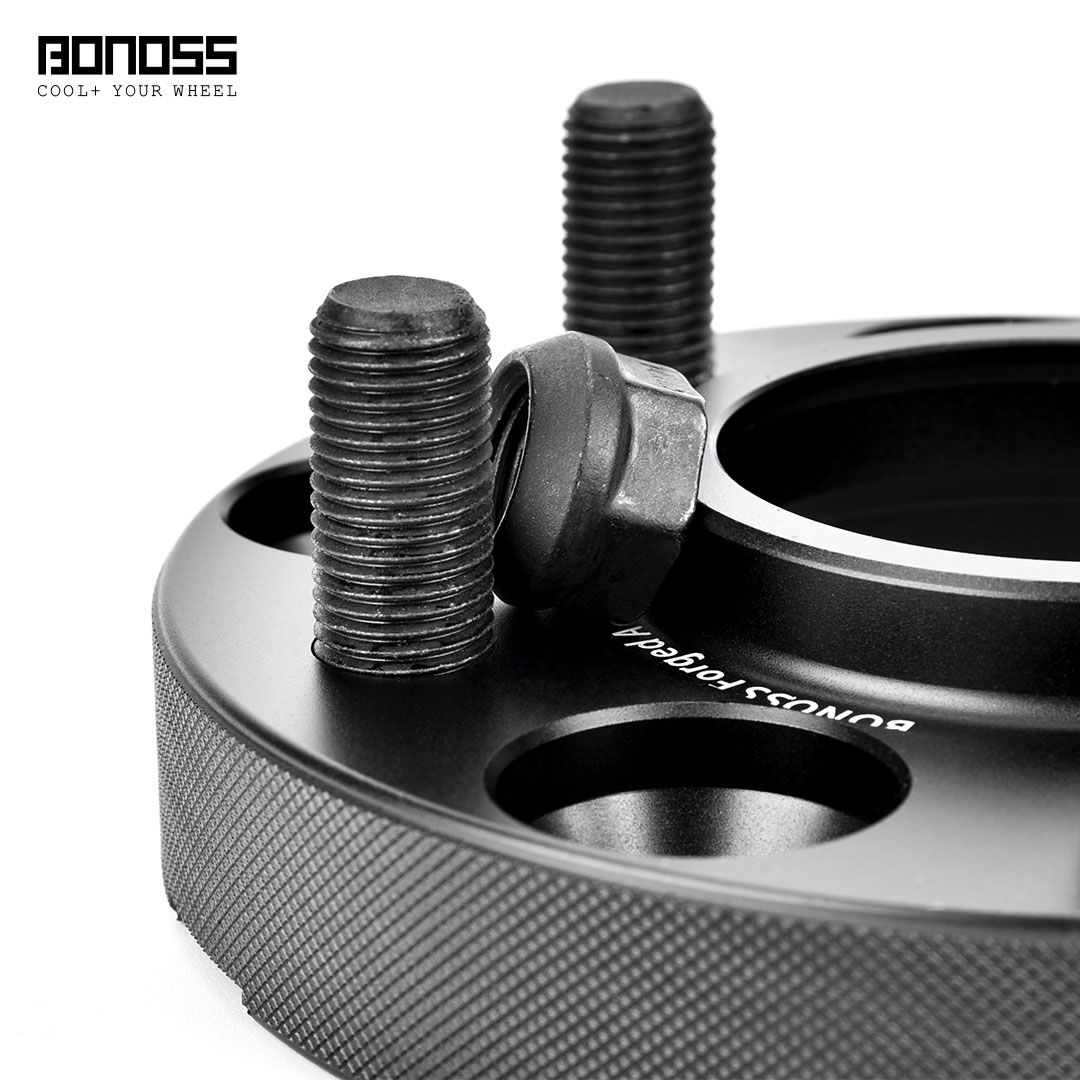 BONOSS Forged Active Cooling Hubcentric Wheel Spacers 5 Lugs Wheel Adapters Images (3)