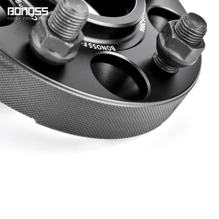 BONOSS Forged Active Cooling Hubcentric Wheel Spacers 5 Lugs Wheel Adapters Images (4)