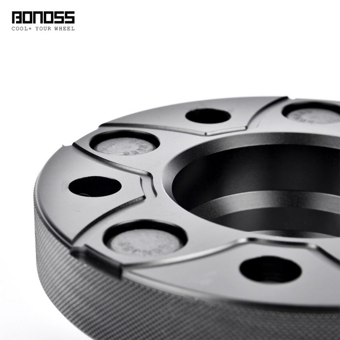 BONOSS Forged Active Cooling Hubcentric Wheel Spacers 5 Lugs Wheel Adapters Images (5)