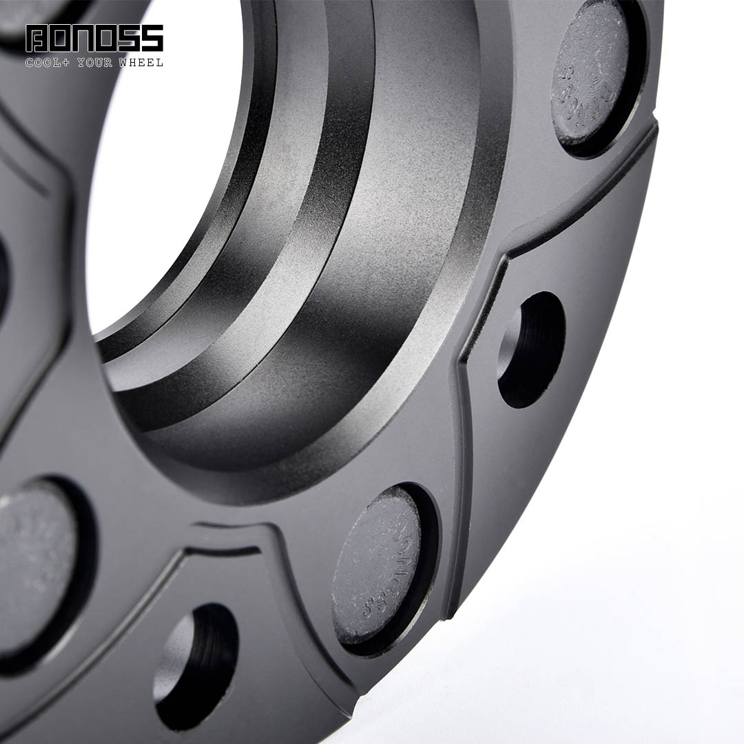 BONOSS Forged Active Cooling Hubcentric Wheel Spacers 5 Lugs Wheel Adapters Images (6)
