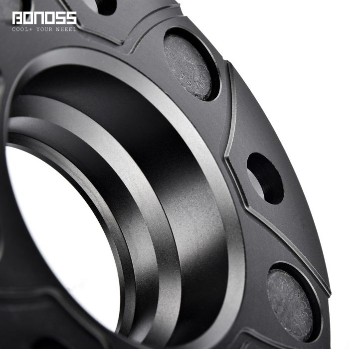 BONOSS Forged Active Cooling Hubcentric Wheel Spacers 5 Lugs Wheel Adapters Images (8)