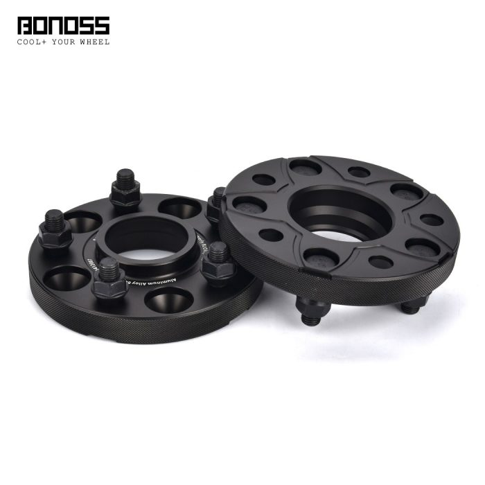 BONOSS-Forged-Active-Cooling-Wheel-Spacers-Hubcentric-PCD5x114.3-CB64.1-AL6061-T6-for-HONDA-Civic