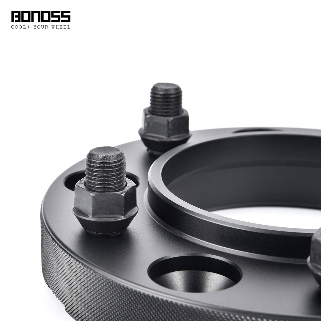 BONOSS Forged Active Cooling Wheel Spacers Hubcentric PCD5x150 CB110 for Toyota Land Cruiser 200 Series (2)