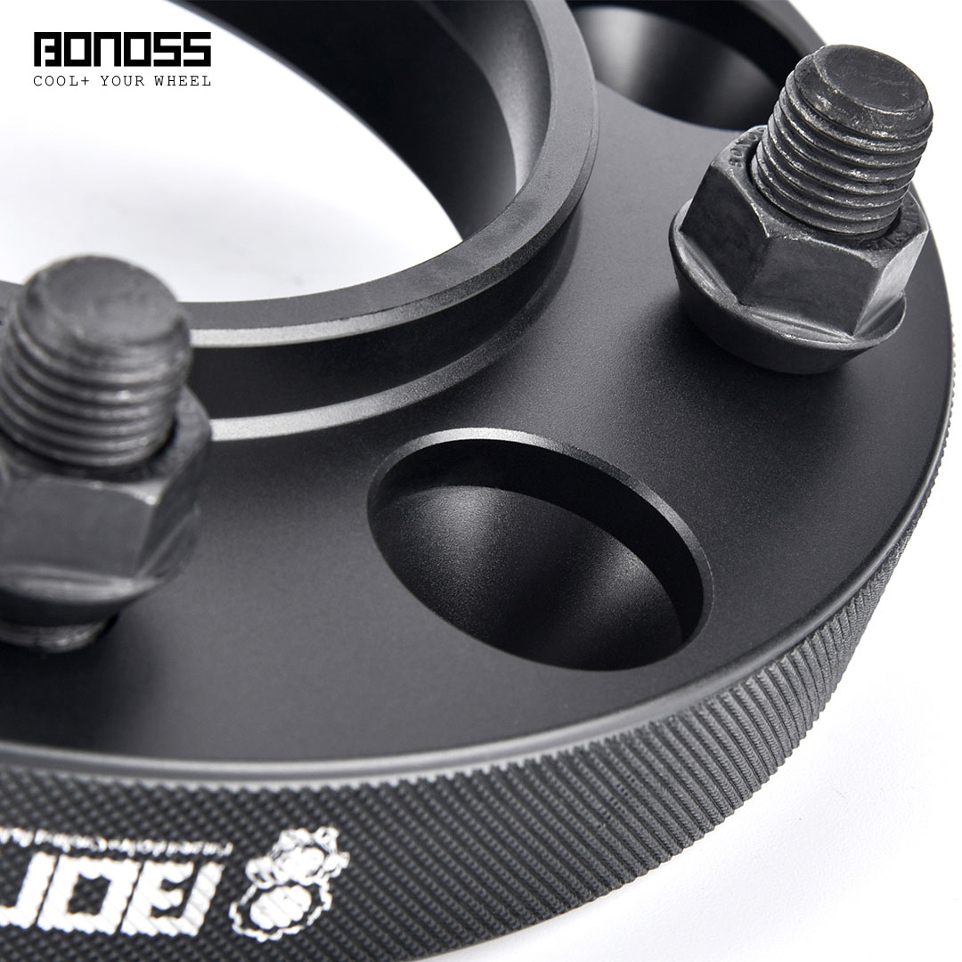 BONOSS Forged Active Cooling Wheel Spacers Hubcentric PCD5x150 CB110 for Toyota Land Cruiser 200 Series (3)