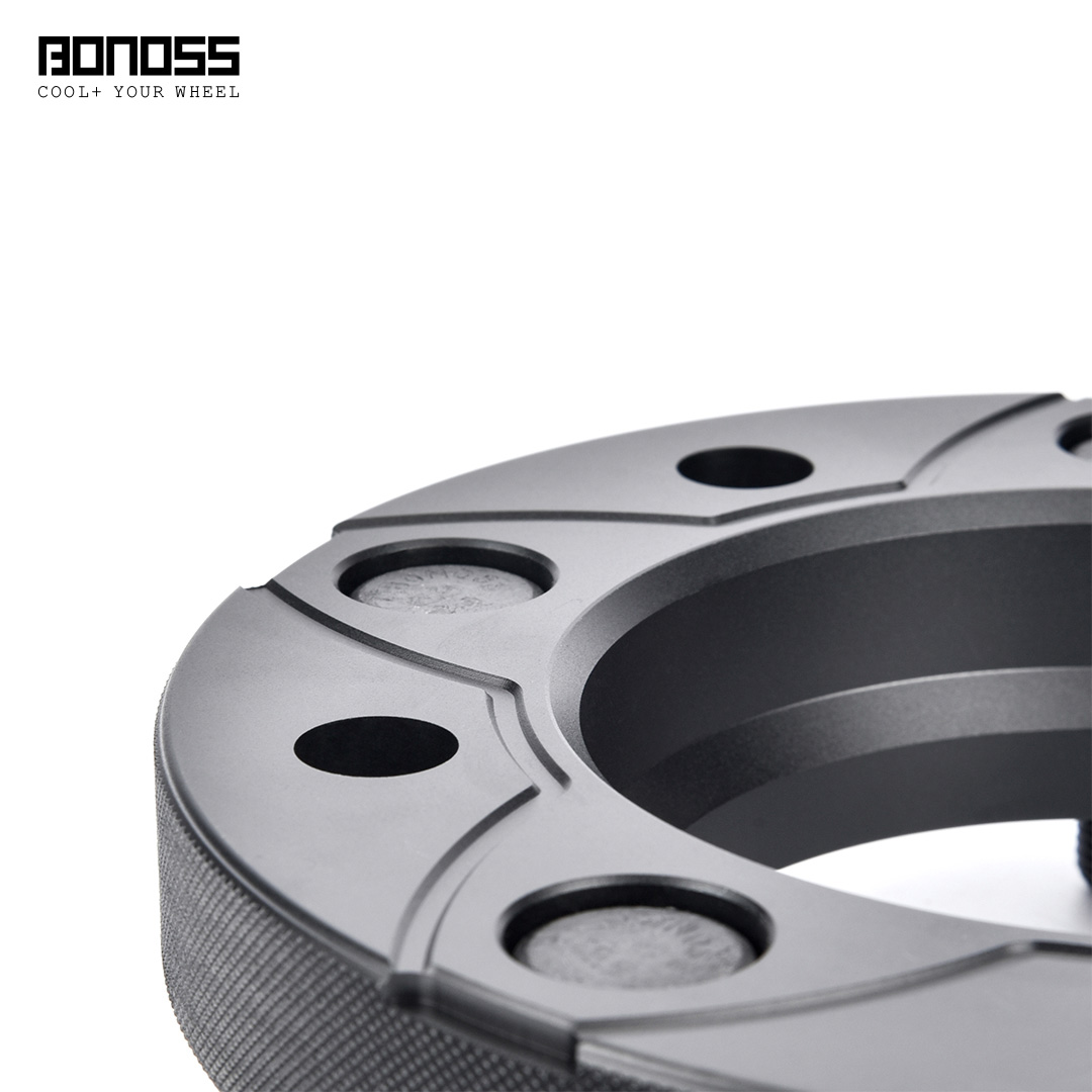 BONOSS Forged Active Cooling Wheel Spacers Hubcentric PCD5x150 CB110 for Toyota Land Cruiser 200 Series (4)