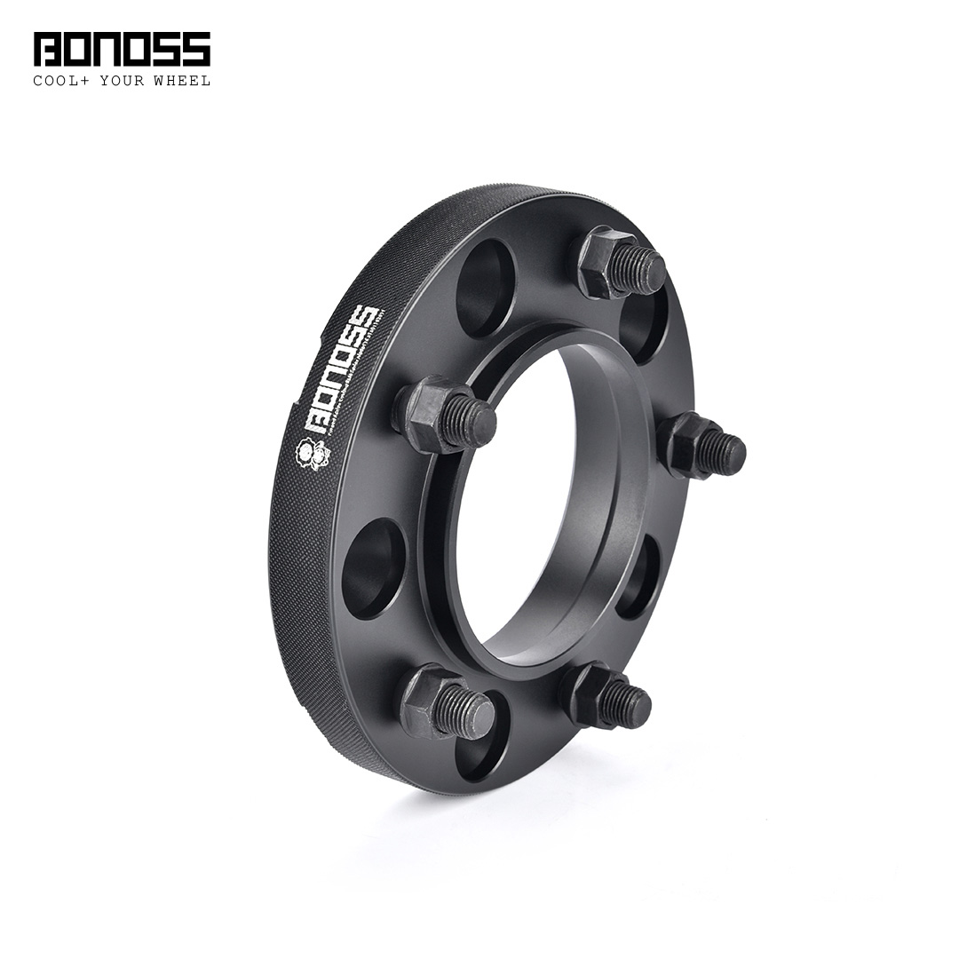 BONOSS Forged Active Cooling Wheel Spacers Hubcentric PCD5x150 CB110 for Toyota Land Cruiser 200 Series (7)