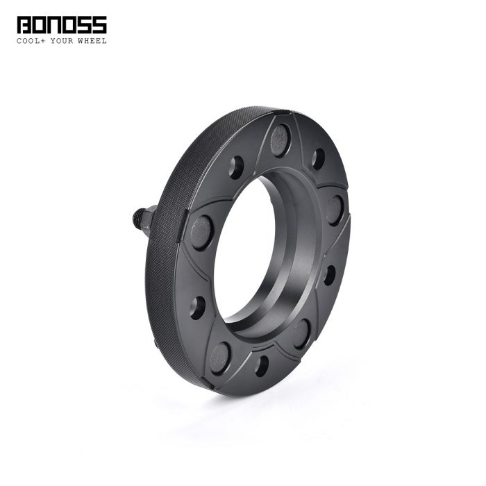 BONOSS Forged Active Cooling Wheel Spacers Hubcentric PCD5x150 CB110 for Toyota Land Cruiser 200 Series (8)
