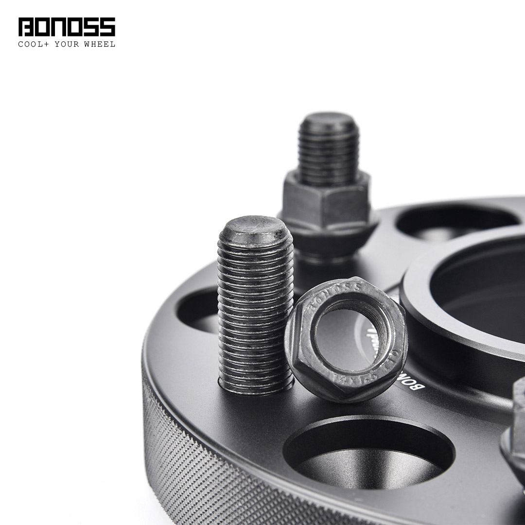 BONOSS Forged Active Cooling Wheel Spacers Hubcentric PCD6x139.7 M14x1.5 Wheel Adapters (11)