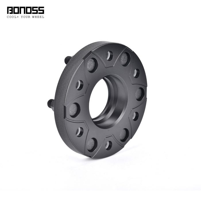 BONOSS Forged Active Cooling Wheel Spacers Hubcentric PCD6x139.7 M14x1.5 Wheel Adapters (12)
