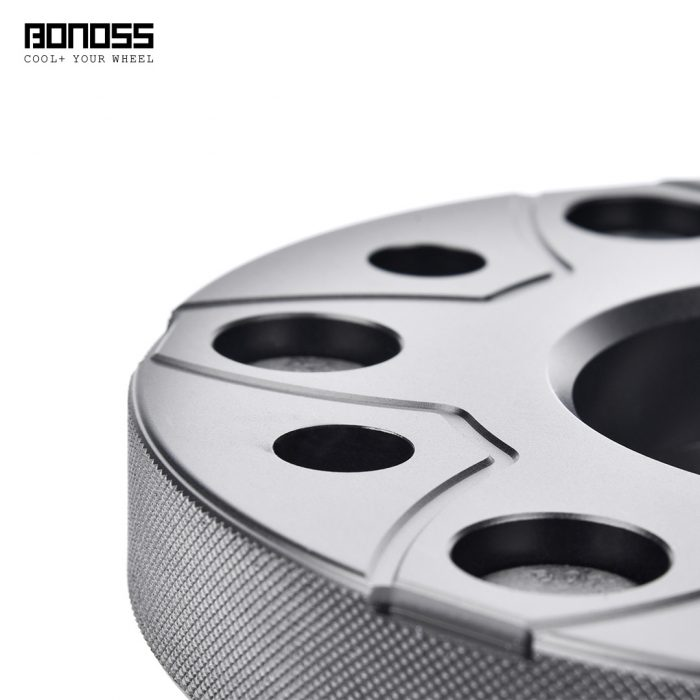 BONOSS Forged Active Cooling Wheel Spacers Hubcentric PCD6x139.7 M14x1.5 Wheel Adapters (6)