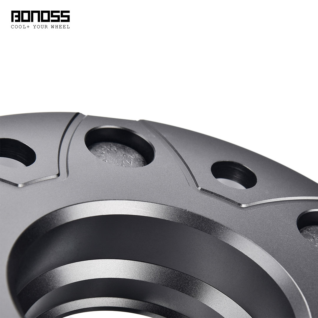 BONOSS Forged Active Cooling Wheel Spacers Hubcentric PCD6x139.7 M14x1.5 Wheel Adapters (9)