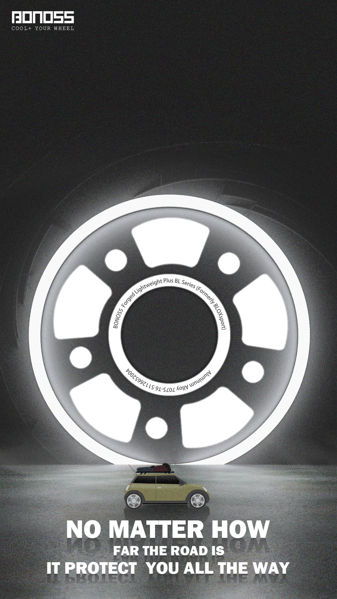 BONOSS-Forged-Lightweight-Plus-Wheel-Spacers-Hub-centric-HIgh-Quality
