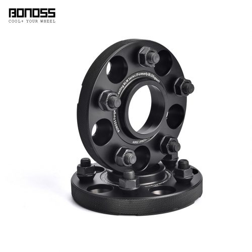 BONOSS-forged-active-cooling-20mm-wheel-spacer-nissan-350z-5x114.3-66.1-M12x1.25-6061T6-by-grace-1