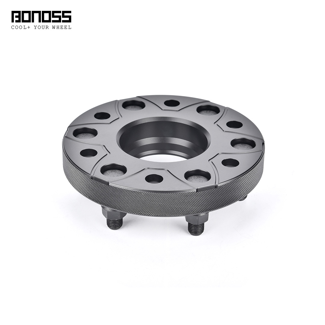 BONOSS-forged-active-cooling-25.4mm-wheel-spacer-gmc-Sierra1500-6x139.7-78.1-M14x1.5-6061T6-by-grace-1