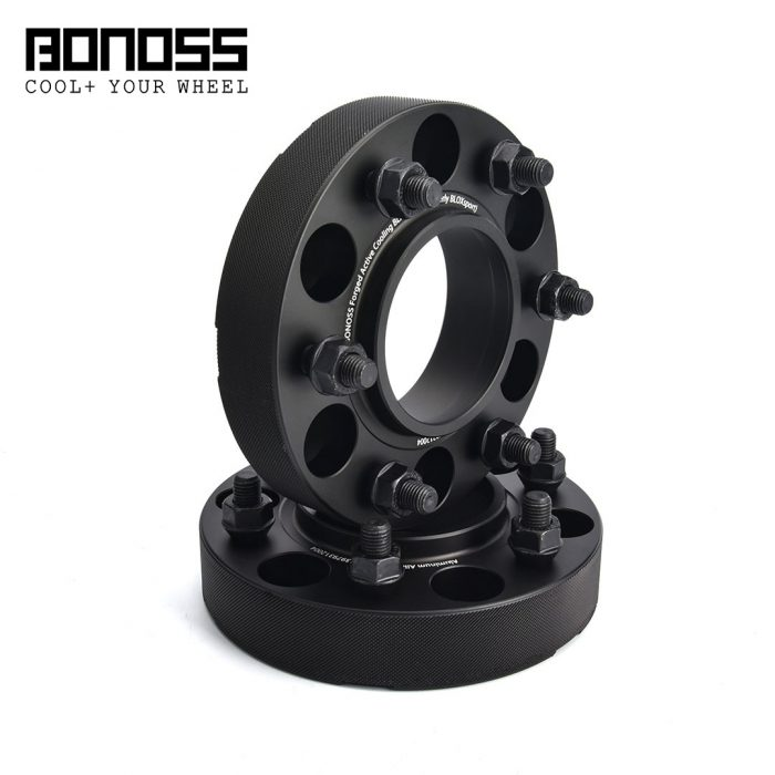 BONOSS-forged-active-cooling-mazda-bt50-wheel-spacer-for-6x139.7-93.1-12x1.5-6061t6-by-grace-1
