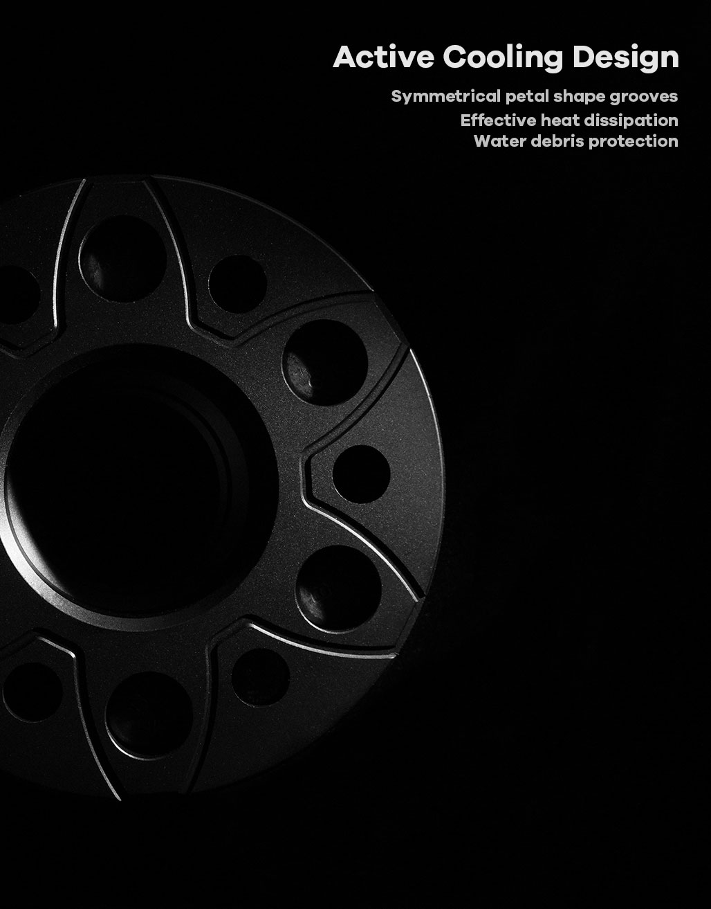 BONOSS-forged-active-cooling-wheel-spacer-for-nissan-Armada-TitanXD-6x139.7-78.1-14x1.5-6061t6-by-grace-3