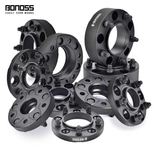BONOSS forged active cooling wheel spacers-5 Lugs&6 Lugs by lulu