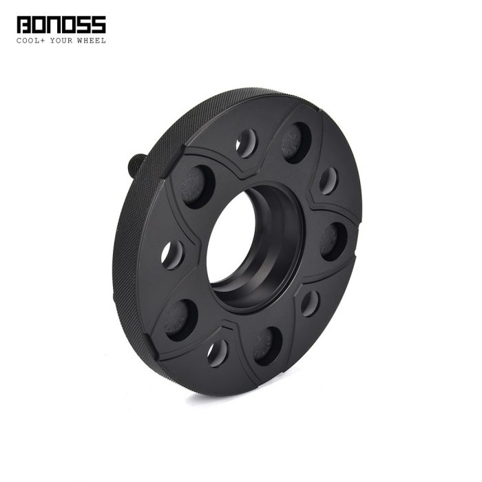 BONOSS-forged-active-cooling-wheel-spacers-5x114.3-64.1-hubcentric-for-Tesla-Model3-20mm