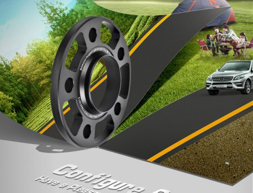 BONOSS Safe Wheel Spacers Accompany You to Travel with Pleasant
