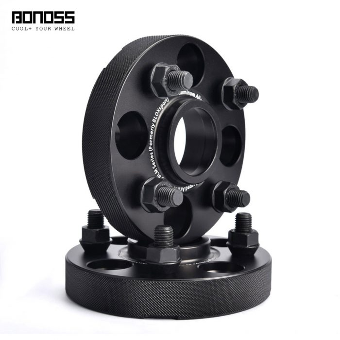 BONOSS Forged Active Cooling Hubcentric Wheel Spacers 4 Lugs Wheel Adapters Main Images (2)