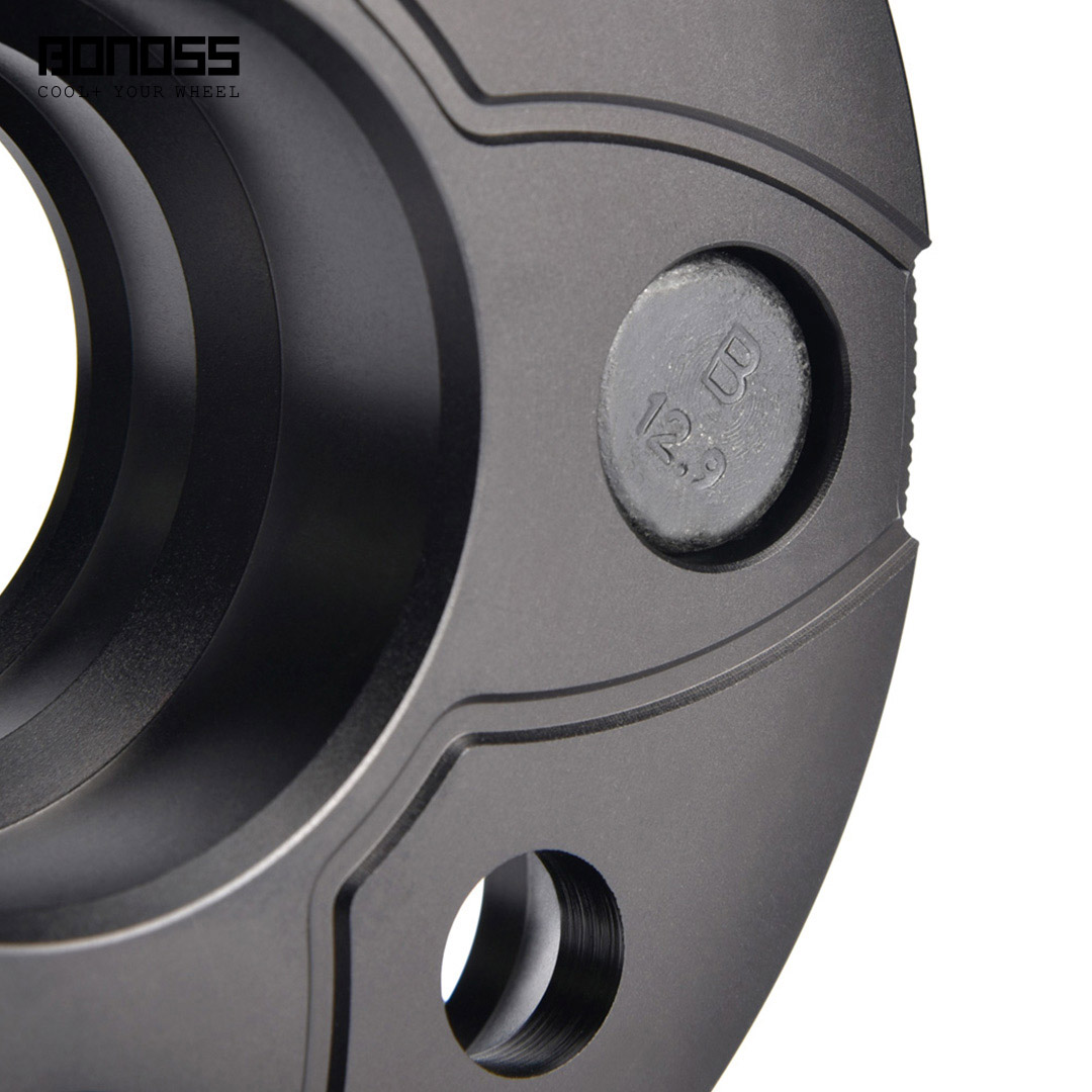 BONOSS Forged Active Cooling Hubcentric Wheel Spacers 4 Lugs Wheel Adapters Main Images (7)