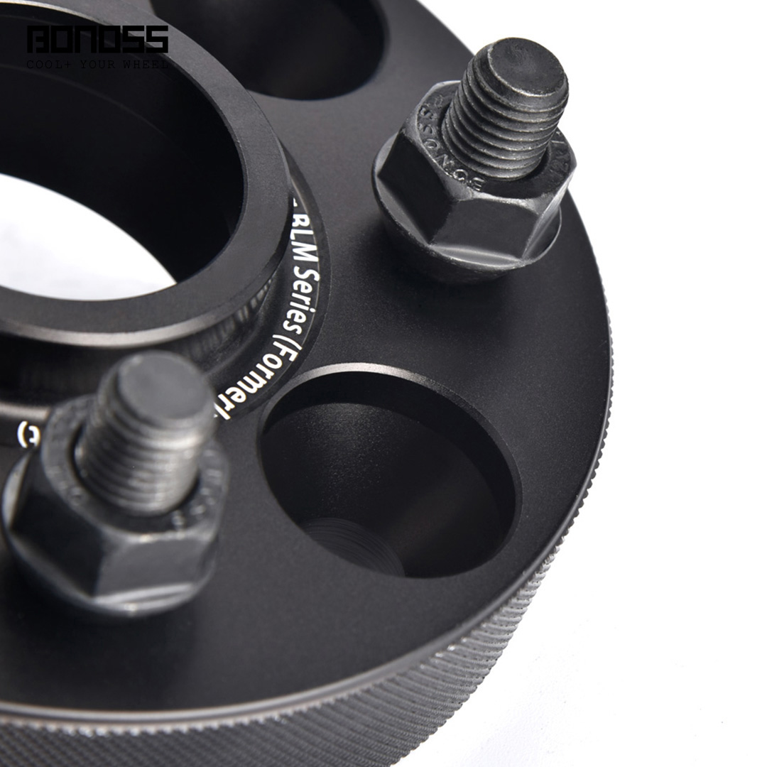 BONOSS Forged Active Cooling Hubcentric Wheel Spacers 4 Lugs Wheel Adapters Main Images (8)
