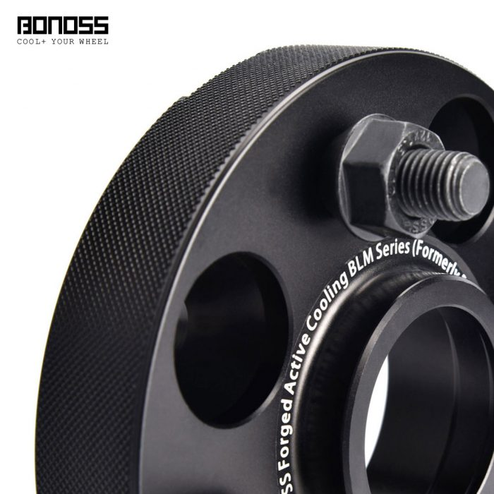 BONOSS Forged Active Cooling Hubcentric Wheel Spacers 4 Lugs Wheel Adapters Main Images (9)