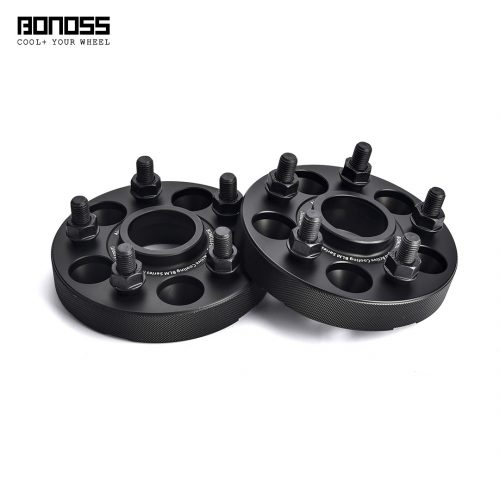 BONOSS Forged Active Cooling Hubcentric Wheel Spacers 5 Lug Wheel Adapters Wheel ET Spacers Main Images (1)