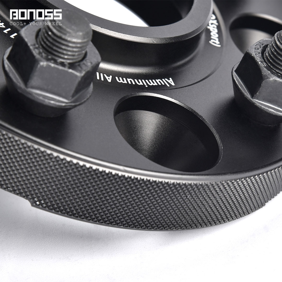 BONOSS Forged Active Cooling Hubcentric Wheel Spacers 5 Lug Wheel Adapters Wheel ET Spacers Main Images (3)