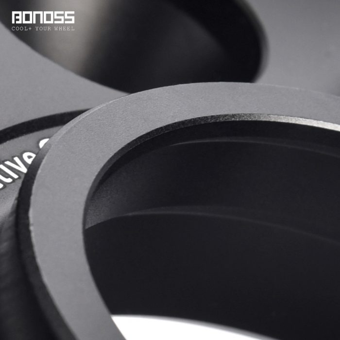 BONOSS Forged Active Cooling Hubcentric Wheel Spacers 5 Lug Wheel Adapters Wheel ET Spacers Main Images (4)