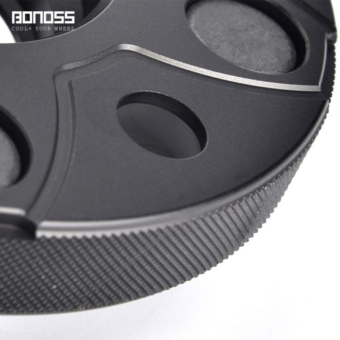 BONOSS Forged Active Cooling Hubcentric Wheel Spacers 5 Lug Wheel Adapters Wheel ET Spacers Main Images (6)