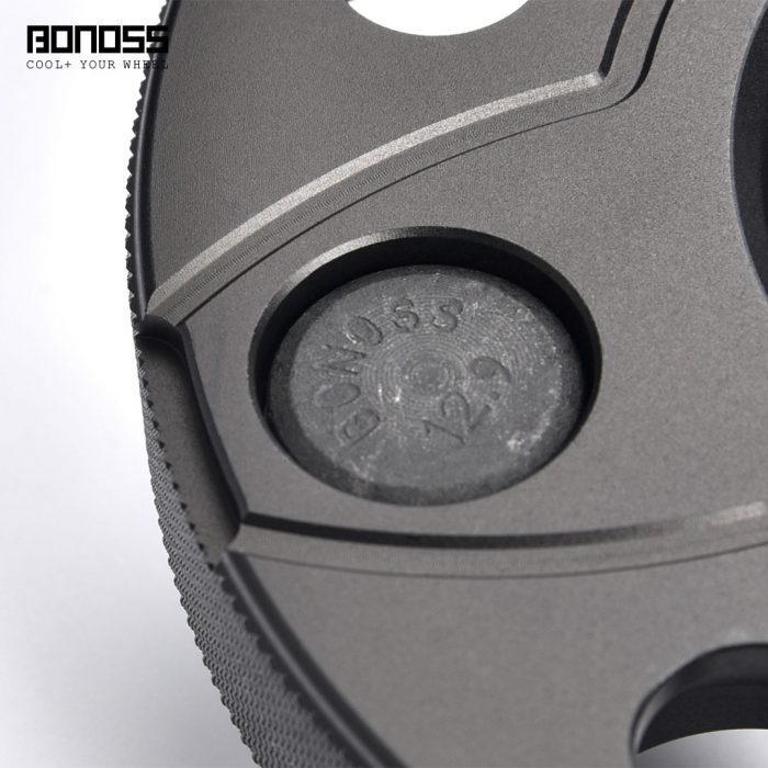 BONOSS Forged Active Cooling Hubcentric Wheel Spacers 5 Lug Wheel Adapters Wheel ET Spacers Main Images (7)