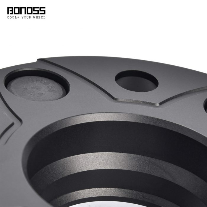 BONOSS Forged Active Cooling Hubcentric Wheel Spacers 5 Lug Wheel Adapters Wheel ET Spacers Main Images (8)