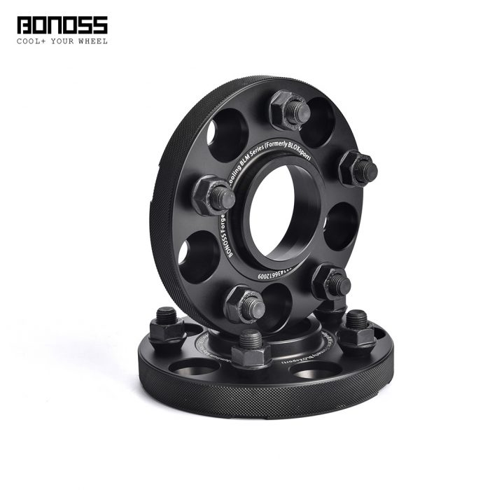 BONOSS Forged Active Cooling Hubcentric Wheel Spacers 5 Lug Wheel Adapters Wheel ET Spacers Main Images (9)