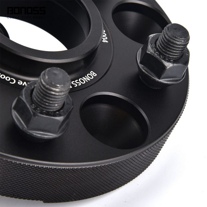 BONOSS Forged Active Cooling Hubcentric Wheel Spacers 5 Lugs Wheel Adapters Main Images (2)