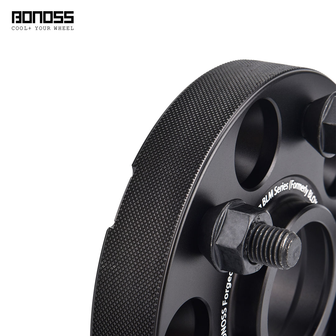 BONOSS Forged Active Cooling Hubcentric Wheel Spacers 5 Lugs Wheel Adapters Main Images (3)