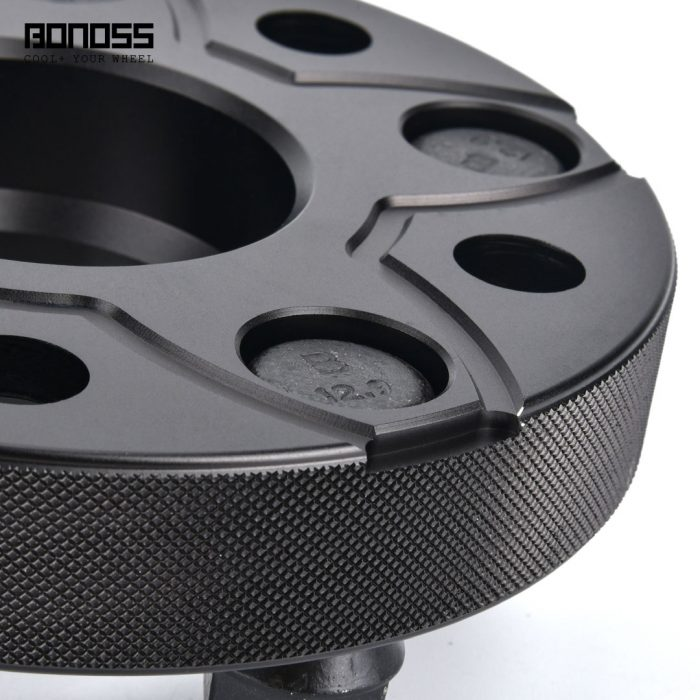 BONOSS Forged Active Cooling Hubcentric Wheel Spacers 5 Lugs Wheel Adapters Main Images (4)