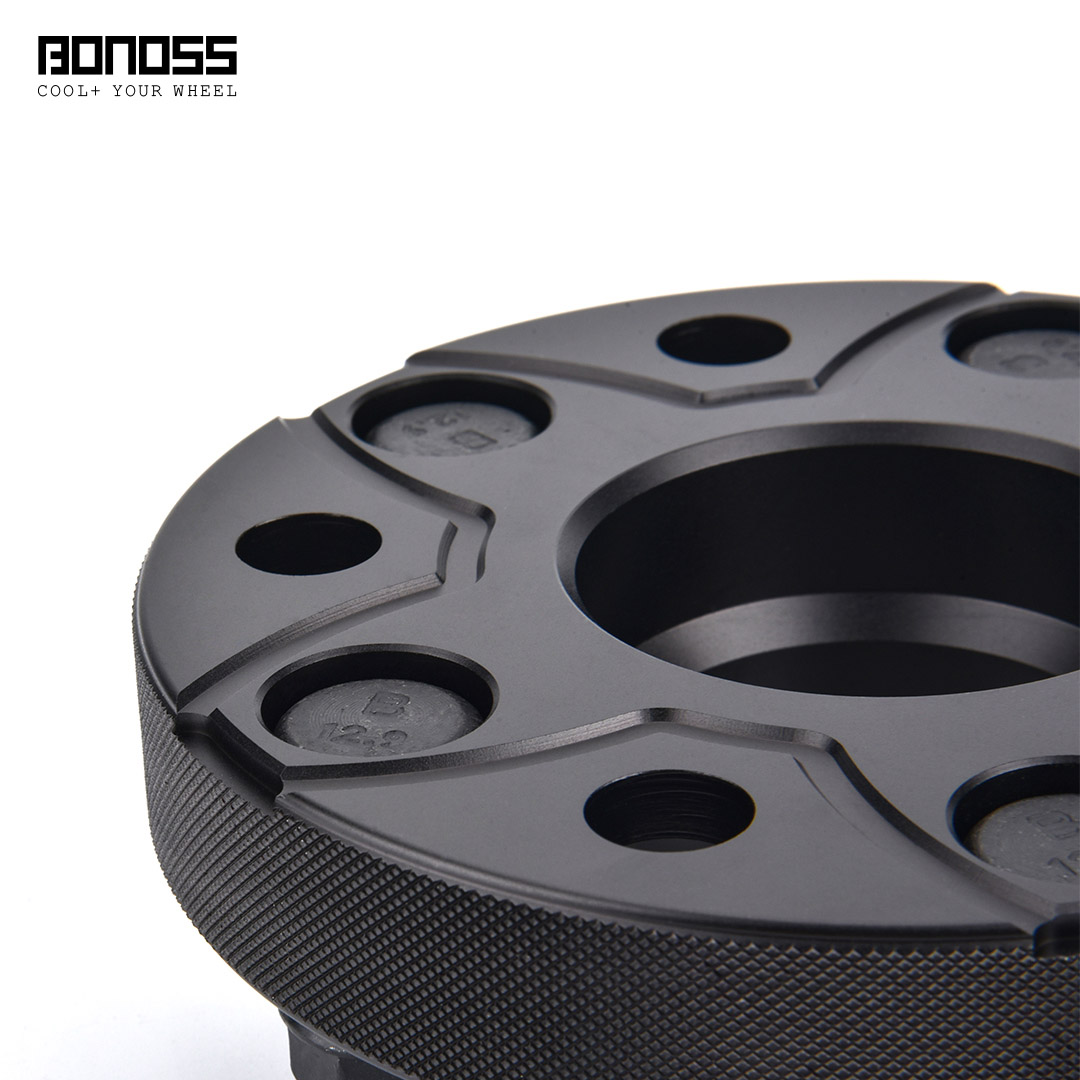 BONOSS Forged Active Cooling Hubcentric Wheel Spacers 5 Lugs Wheel Adapters Main Images (6)